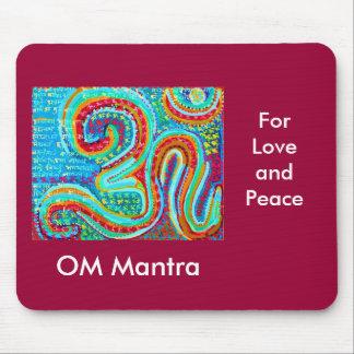OM Mantra Om108 Mouse Pad