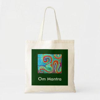 OM Mantra Om108 Tote Bag