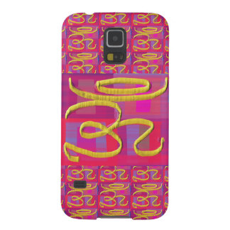 OM MANTRA -  OMmantra Galaxy S5 Cases