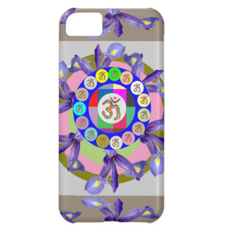 OM MANTRA OmMantra Chant Art Collection Cover For iPhone 5C