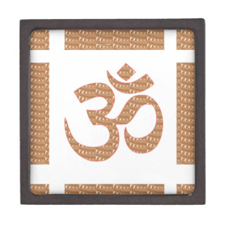 OM MANTRA OmMANTRA Chant Display Heal Peace Jewelry Box