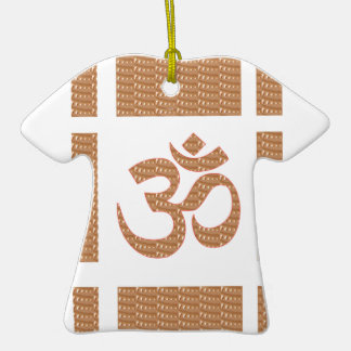 OM MANTRA OmMANTRA Chant Display Heal Peace Ornaments