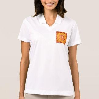 OM Mantra OmMANTRA Chant Yoga Meditation HEALTH Polo Shirt