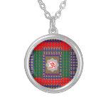 OM Mantra OmMantra ShivaLinga Hinduism Religion Custom Necklace