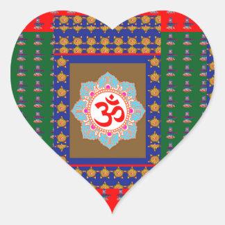 OM Mantra OmMantra ShivaLinga Hinduism Religion Sticker