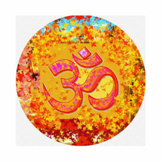 OM Mantra - Pefect Feng Shui Aura Cleaner Cut Out