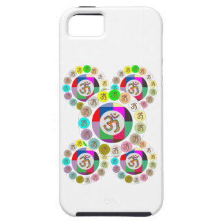 """OM Mantra Symbol : Chant n Meditate """"OM HARI OM"""" iPhone SE/5/5s Case"""