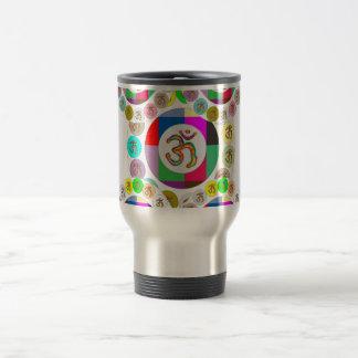 """OM Mantra Symbol : Chant n Meditate """"OM HARI OM"""" Mug"""