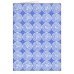 OM Mantra Symbol : OMMANTRA Card