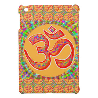OM MANTRA Symbol : TRUE HOLY ROBE Color iPad Mini Cover