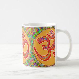 OM MANTRA Symbol : TRUE HOLY ROBE Color Coffee Mugs