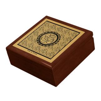 Om Meditation Yoga Relax & Breathe Gift Box lg