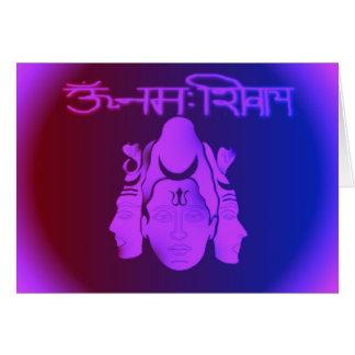 Om Nama Shivay3 Card