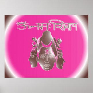 OM Nama Shivay 4 Poster