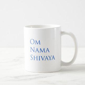 Om Nama Shivaya Coffee Mug