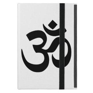 Om Namah Shivaya Aum Shanti Aum Om Symbol ॐ Peace iPad Mini Cover