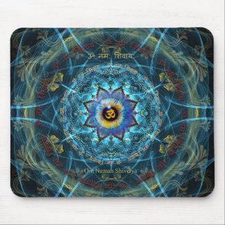 """Om Namah Shivaya""- The True Identity- Yourself Mouse Pad"