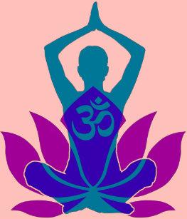 Lotus flower yoga pose t shirts shirt designs zazzle om namaste spiritual lotus flower yoga on teal t shirt mightylinksfo