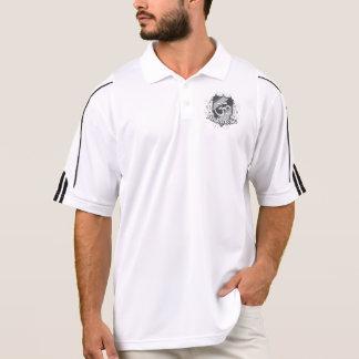 Om Namaste Polo T-shirt