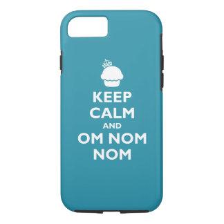 Om Nom iPhone 7 Case