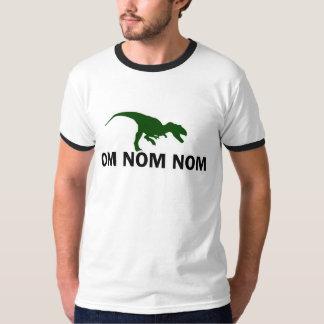 Om Nom Nom Funny Mens Shirt