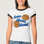 OM Nom Nom, galletas del amor de Meme Camisas