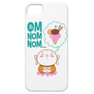 Om Nom Nom iPhone SE/5/5s Case
