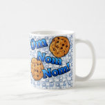 Om Nom Nom, Meme Love Cookies Coffee Mug