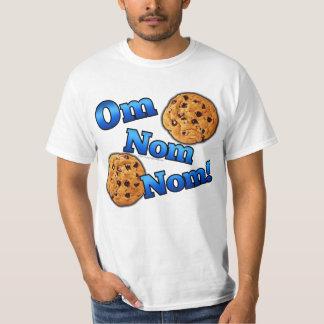 Om Nom Nom, Meme Love Cookies T-Shirt