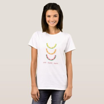 Beach Themed Om nom nom T-Shirt