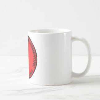 Om-Nom-Nomnivore Classic White Coffee Mug