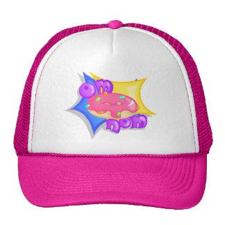 Om nom trucker hat