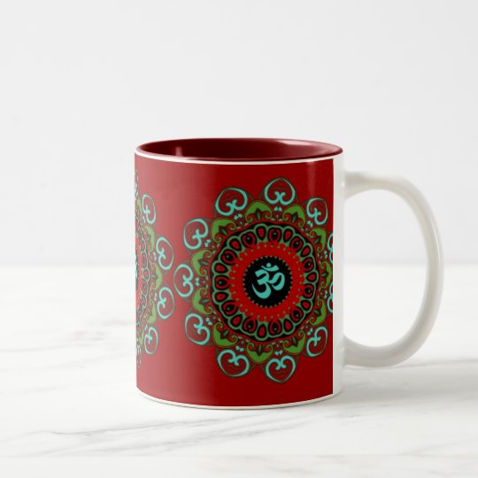 Om of Chaos Mug - Love