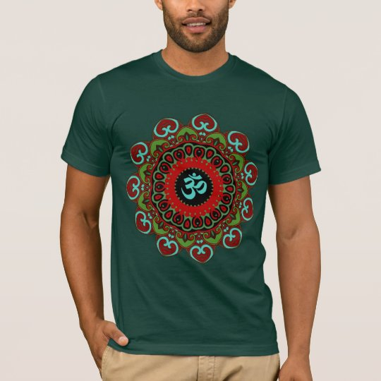 Om of Chaos Shirt - One Side