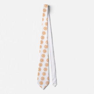 Om - Ohm - Aum Symbol Tie