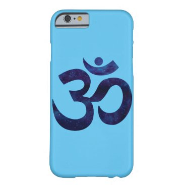 Om Ohm Symbol Sign Yoga Meditation Zen Barely There iPhone 6 Case