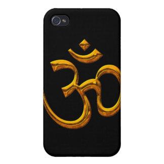 OM, Old Gold Effect, Iphone 4 Speck Case