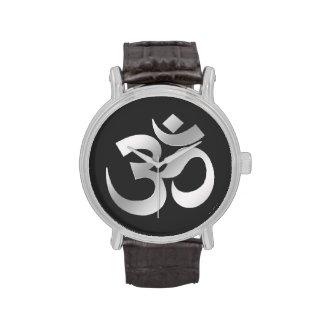 Om Omkara Symbol Watch