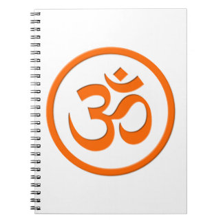Om or Aum Notebook