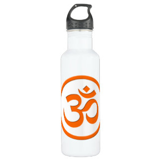 Om or Aum 24oz Water Bottle