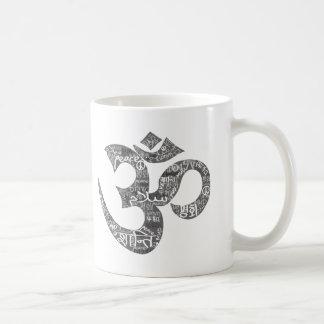 OM - Peace Mug