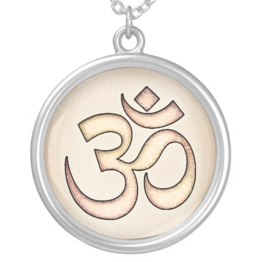 OM PERSONALIZED NECKLACE