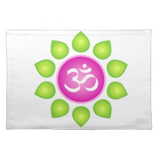 Om Power Placemat