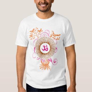 OM (rosas) Camisas