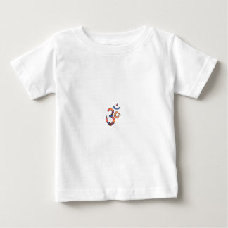 Om - Save the Planet Baby T-Shirt