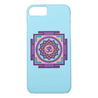 Om Shanti Om Mandala iPhone 8/7 Case