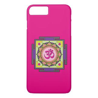 Om Shanti Om Mandala iPhone 8 Plus/7 Plus Case