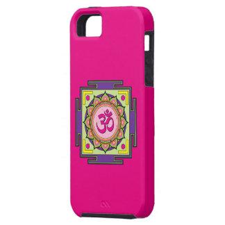 Om Shanti Om Mandala iPhone SE/5/5s Case