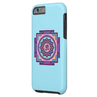 Om Shanti Om Mandala Tough iPhone 6 Case