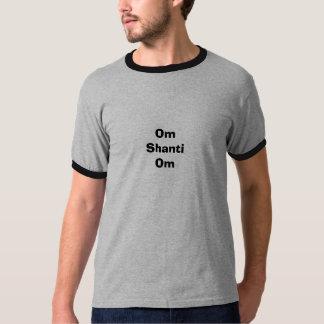 Om shanti om t shirts